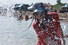 Splashing Royalty Free Stock Photography
