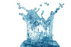 Splashing Water royalty free stock photo