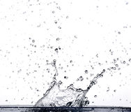 Splashing Water royalty free stock images