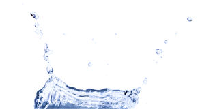 Splashing Water Royalty Free Stock Image