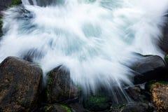 Splashing water Stock Photography