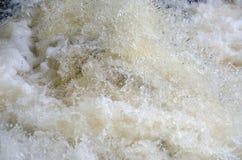 Splashing water Stock Images