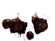 splat грязи Стоковые Фотографии RF