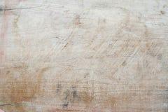 Splat текстурированное предпосылкой старое деревянное имеет царапину Стоковые Фото
