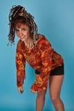 splata śmiesznej dziewczyny Zdjęcie Royalty Free