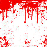 Splats and drips background Stock Photography