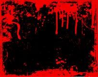 Splats y fondo de los goteos libre illustration