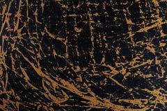 Splatter апельсина и черноты предпосылки стоковое изображение rf