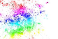 Splatter background Royalty Free Stock Photography