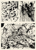 Splatter backgrounds. Vector splatter background set. (please visit my portfolio for more Royalty Free Stock Image