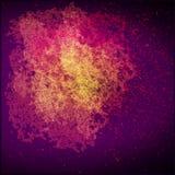 Splatter paint neon shine decoration acrylic, dust flow ,. Magic stain glitter celebration, light gleaming illustration, shiny texture design spray abstract Royalty Free Stock Image
