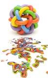 splattered шарик Стоковое Изображение RF