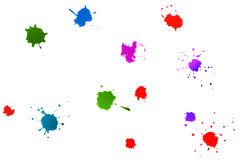 Splatters Stock Photos