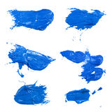 Splatters da tinta Imagem de Stock Royalty Free