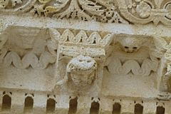 Spleet - Detail - Mercur Royalty-vrije Stock Afbeeldingen