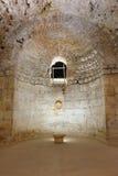 Spleet, het paleisfunderingen van Kroatië Diocletian royalty-vrije stock foto's