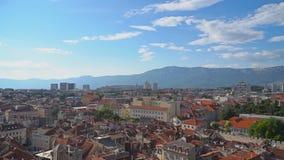 Spleet, Kroatië stock video