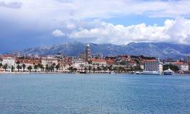 Spleet, Kroatië Stock Foto
