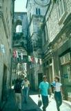 Spleet, Kroatië Royalty-vrije Stock Foto