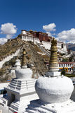 Splendent Potala Palace Stock Image