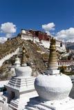 Splendent Potala Palace Stock Image