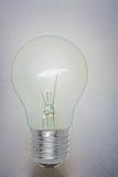 Splendere della lampadina Immagine Stock Libera da Diritti