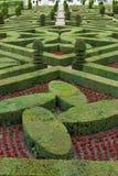 Splendid, decorative gardens Stock Photography