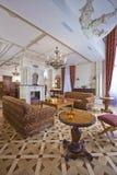 Splendid  drawing room Royalty Free Stock Image