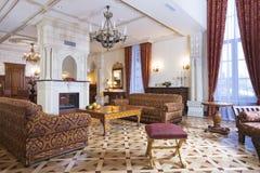 Splendid  drawing room Stock Images