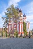 Splendid monastery Royalty Free Stock Photography