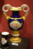 Splendid vases Stock Photography