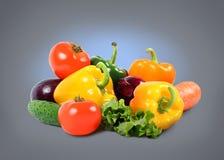 Splendid vegetable composition Royalty Free Stock Photo