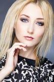 Splendor blondynka Zdjęcie Stock