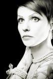 splendor kobieta Zdjęcia Royalty Free
