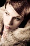 splendor kobieta Obraz Stock