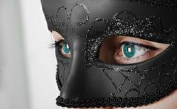 Splendor maska Zdjęcia Royalty Free