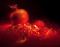 Splendore rosso fotografia stock