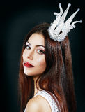 Splendoru princess zdjęcie stock
