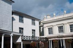 Splendour of the buildings Royalty Free Stock Photo