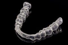 Splint dental Imagem de Stock