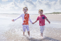 Splish Splash! Royalty Free Stock Photo