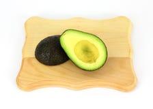 Split Avocado Stock Image