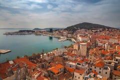 Split. Royalty Free Stock Photo