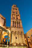 Split cathedral stock photo