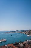 Split city view, Croatia Royalty Free Stock Photography