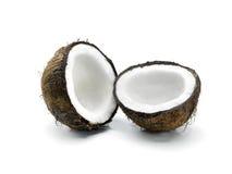 Split Coconut Royalty Free Stock Photo