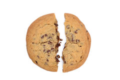 Split Cookie Stock Photos