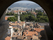 Split - Croatia Royalty Free Stock Photography