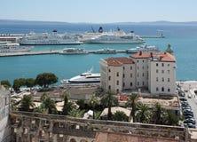Split. Croatia. Stock Image