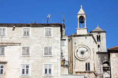 Split, Croatia fotografia de stock royalty free